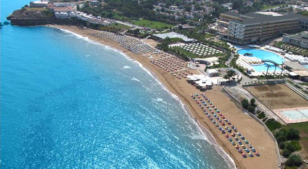 Mooiste stranden Cyprus - Acapulco Beach