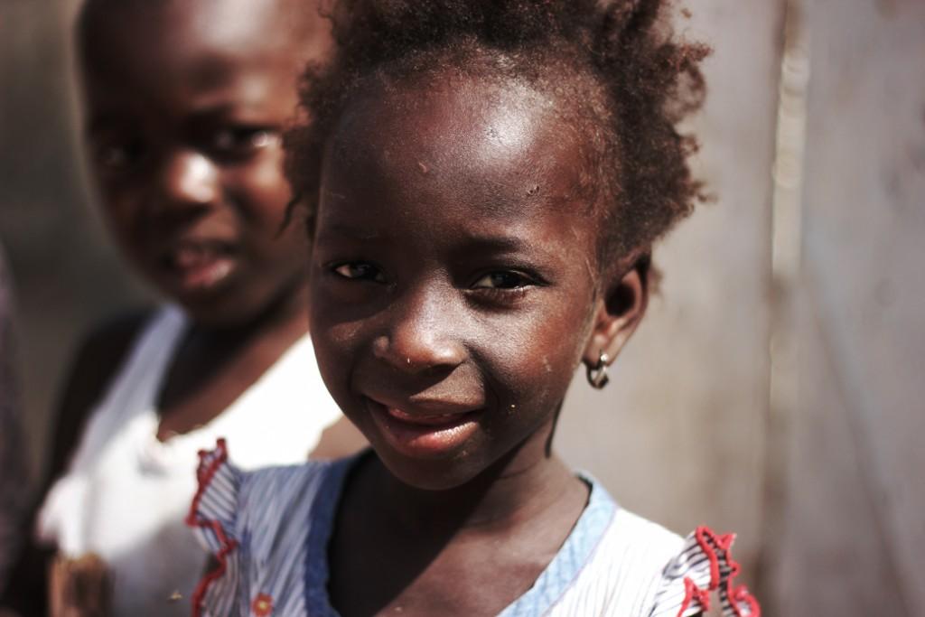 Gambia bevolking