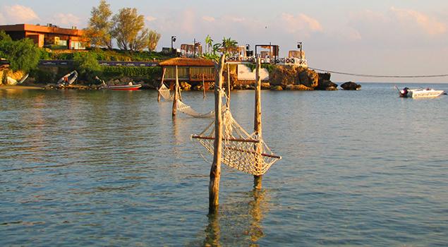 Mooiste stranden Cyprus - Escape Beach