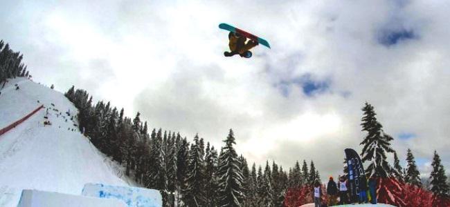 Freestyle skien Bulgarije