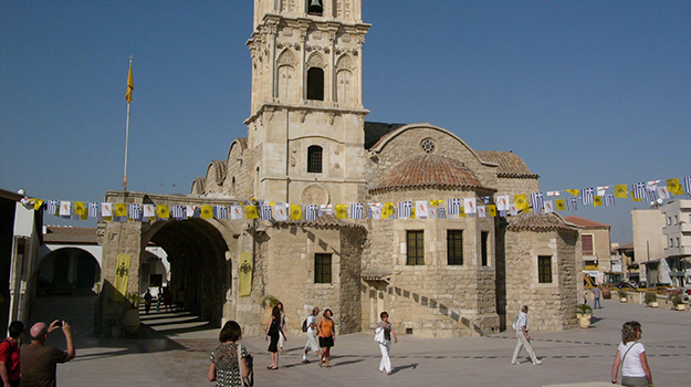 Bezienswaardigheden op Cyprus - Ayios Lazarus