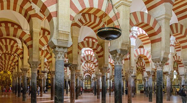 Bezienswaardigheden in Andalusië - De Mezquita
