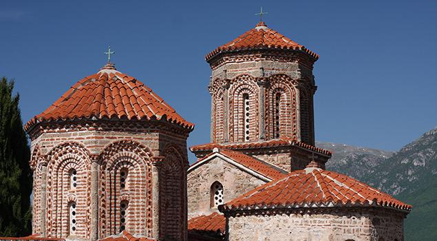 Meer van Ohrid bezienswaardigheden - Sveti Naum