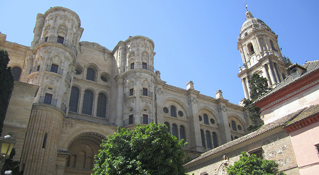 Bezienswaardigheden in Andalusië - Malaga