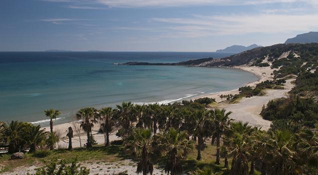 Bezienswaardigheden Kos - Paradise Beach