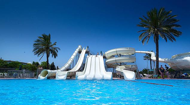 Resorts Griekenland - Aqua Beach Club Matoula