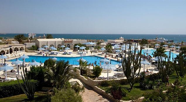 Winterzon in Egypte - Dessole Aladdin Beach