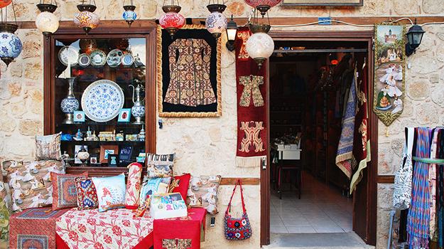 Excursies Turkse Riviera - Shoppen in Antalya