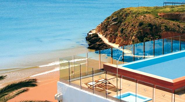 Hotels Algarve - Rocamar Hotel in Albufeira