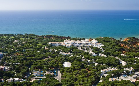 Hotels Algarve - Sheraton Algarve & Pine Cliffs