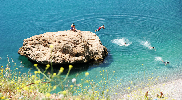 Mooie vakantiebestemmingen in Europa - Antalya