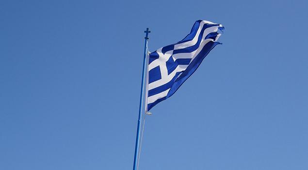Weetjes over Griekenland - Griekse vlag