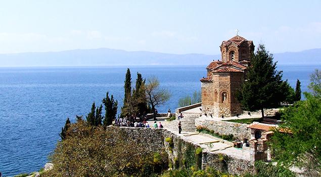 Mooie vakantiebestemmingen in Europa - Ohrid