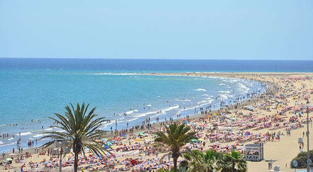 Canarische Eilanden - Mooi weer in oktober