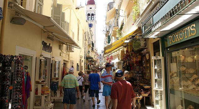 Weetjes over Griekenland - Corfu