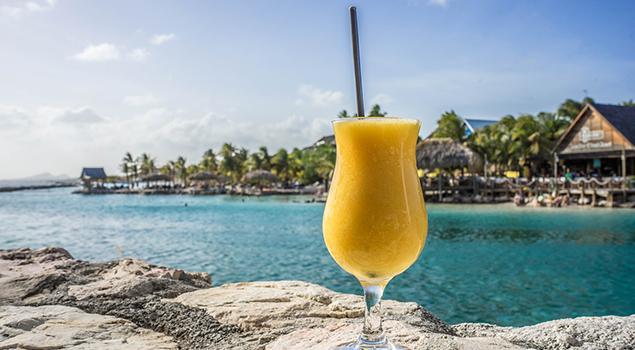 Curaçao - Mooi weer in oktober