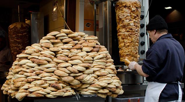 Wat te doen in Istanbul - Streetfood