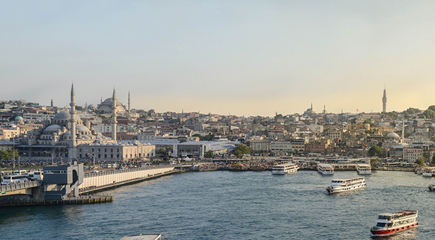 Wat te doen in Istanbul - De Bosphorus