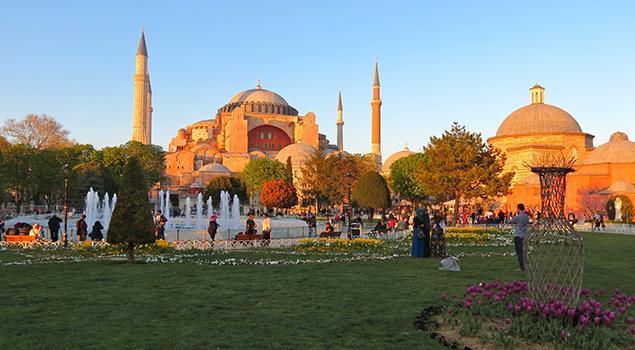 Wat te doen in Istanbul - Hagia Sophia