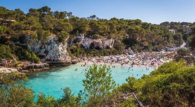 Mallorca - Mooi weer in maart