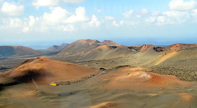 Welk Canarisch Eiland? - Lanzarote
