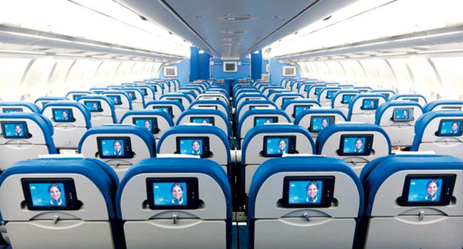 KLM - Luchtvaartmaatschapijen van Corendon
