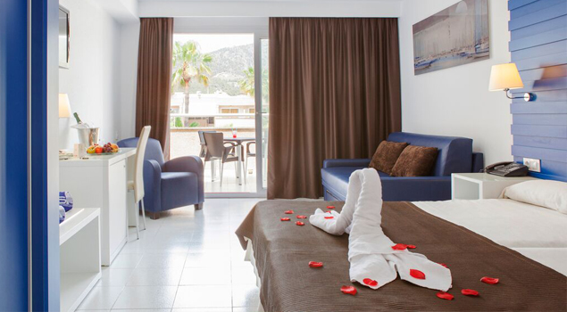 hotelkamer-ibersol