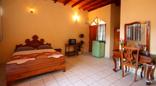Hotelkamer van Paradise Holiday Village