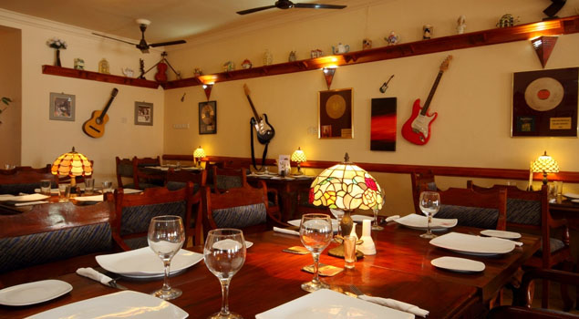 Restaurant bij Paradise Holiday Village