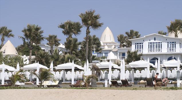 Coco Ocean Resort & Spa strand