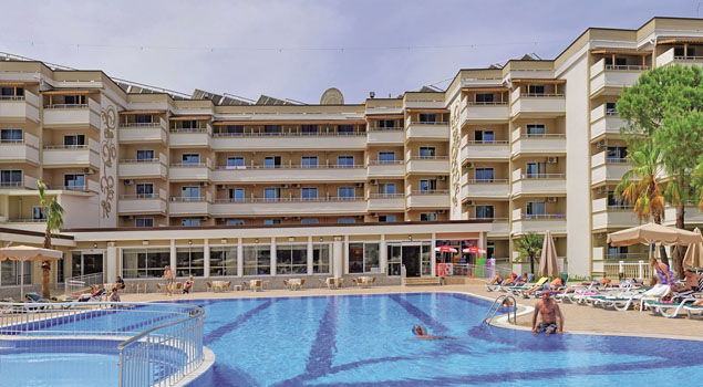 Linda Hotel Zwembad