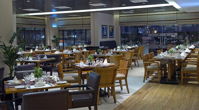Restaurant bij Yassat Gloria