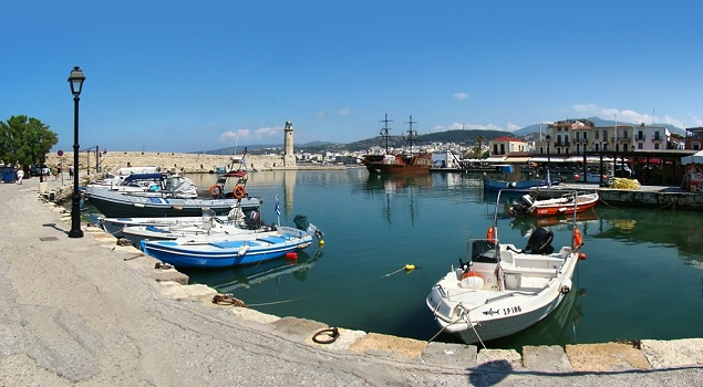 Rethymnon haven