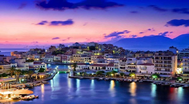 Rethymnon night