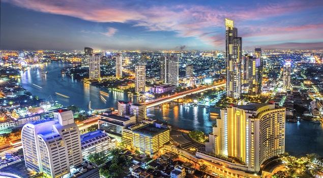 Bruisende Bangkok
