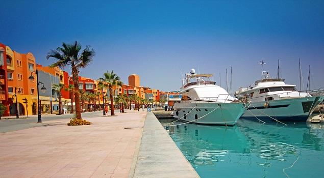 Marina Hurghada