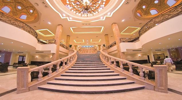 Titanic Beach Stairs