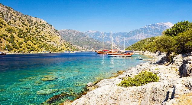Turkije zee