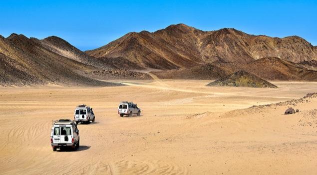 Excursie Hurghada