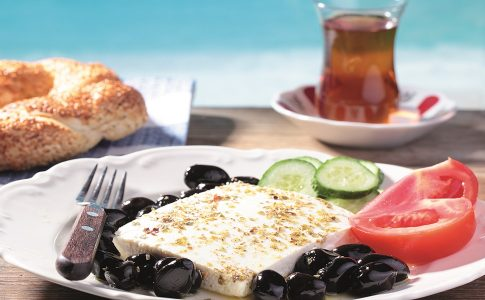 Turks ontbijt