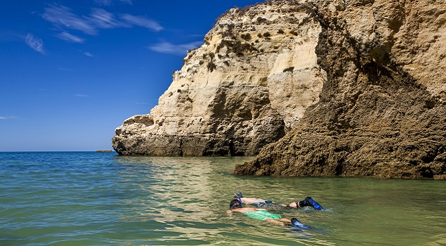 Snorkelen Portugal