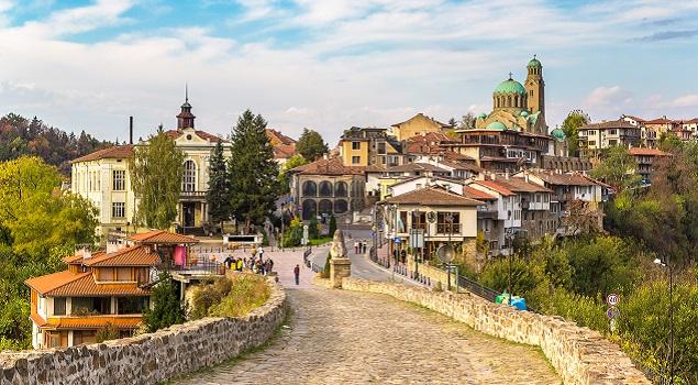 Bulgaars dorpje