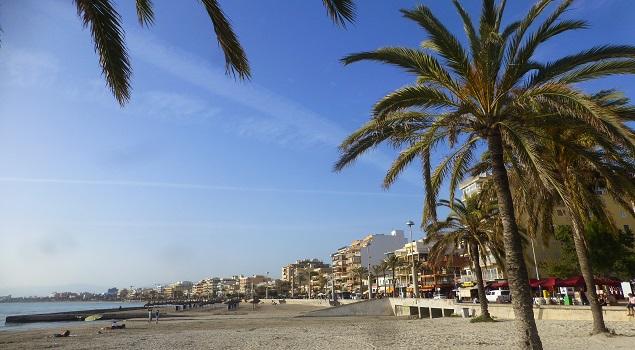 Strand El Arenal