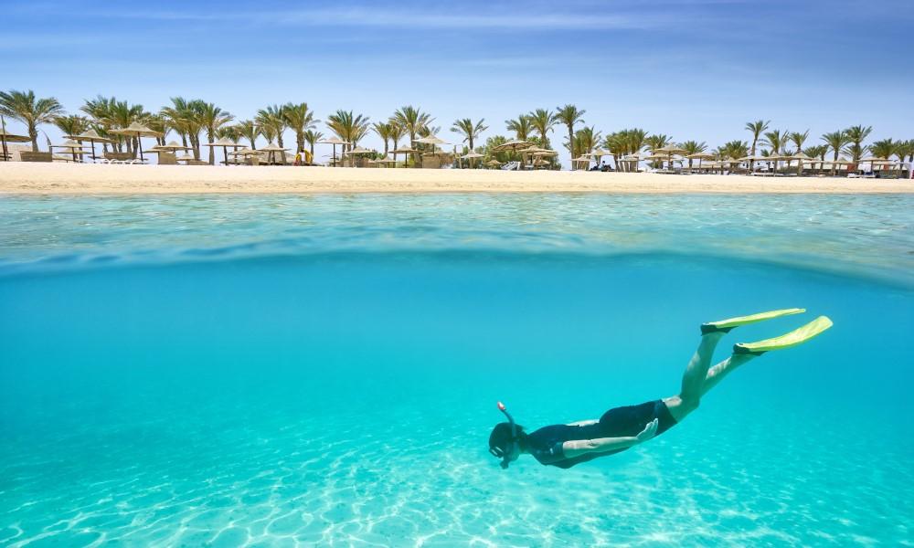 De beste en mooiste All Inclusive hotels van Egypte