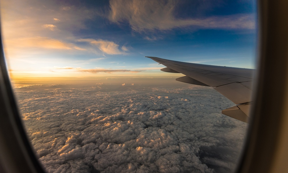 Lange vlucht