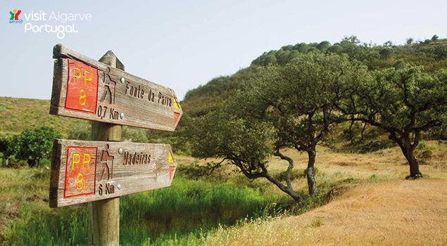 Volop natuur aan de Algarve