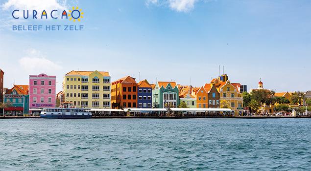 Kleurrijk Willemstad