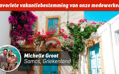 Michelle's Samos