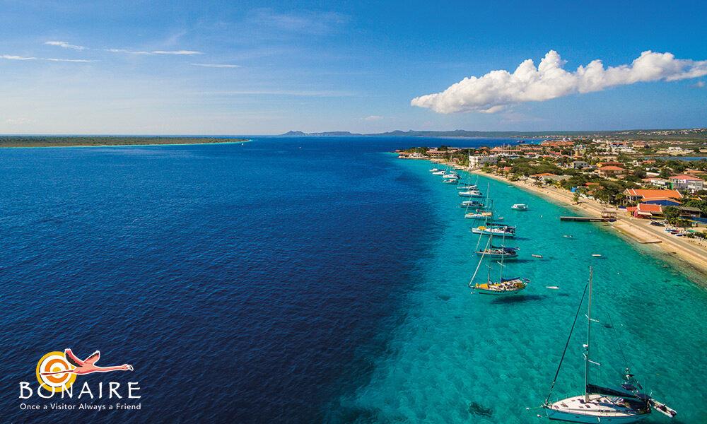 Kust op Bonaire
